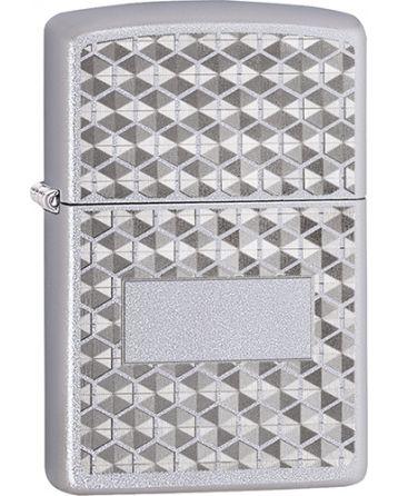 20438 Zippo Honeycomb Design