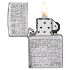 21907 Zippo Logos