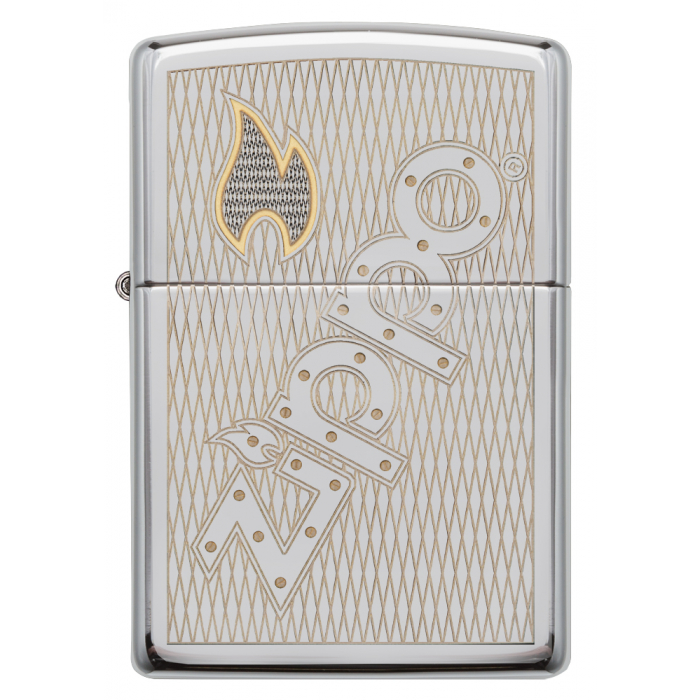 22059 Zippo Bolted