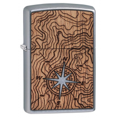 25522 Woodchuck USA Compass