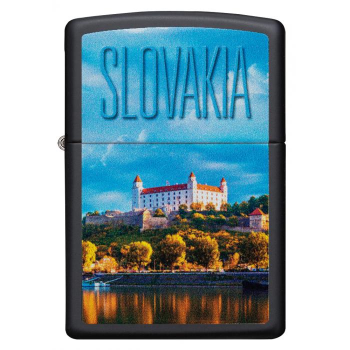 26866 Slovakia Castle Design
