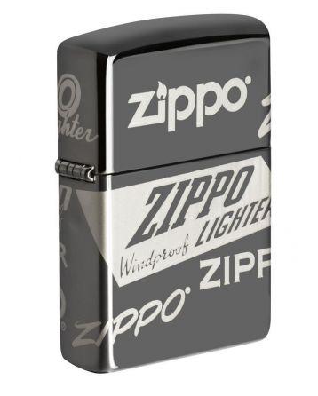 25529 Zippo Logo Design