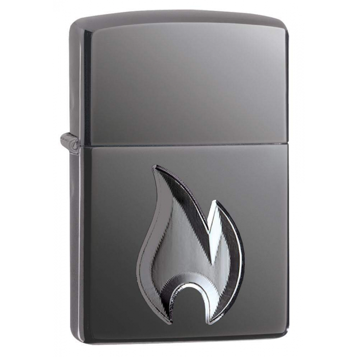 25530 Zippo Flame Design