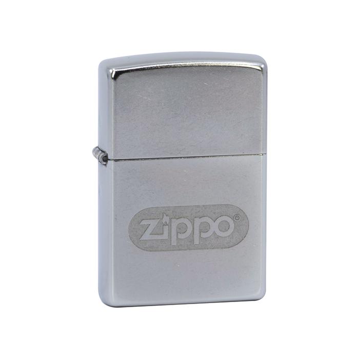 25532 Zippo Oval Logo