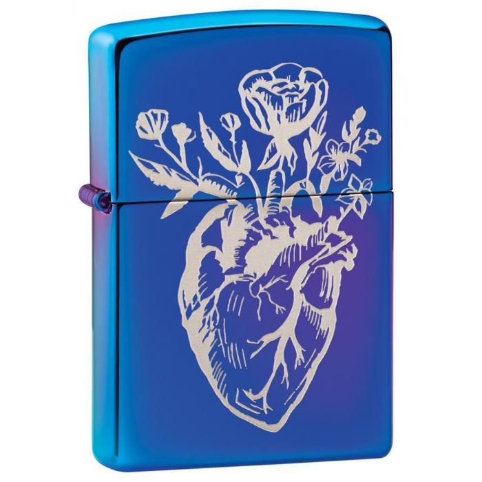 26881 Heart Vase Design