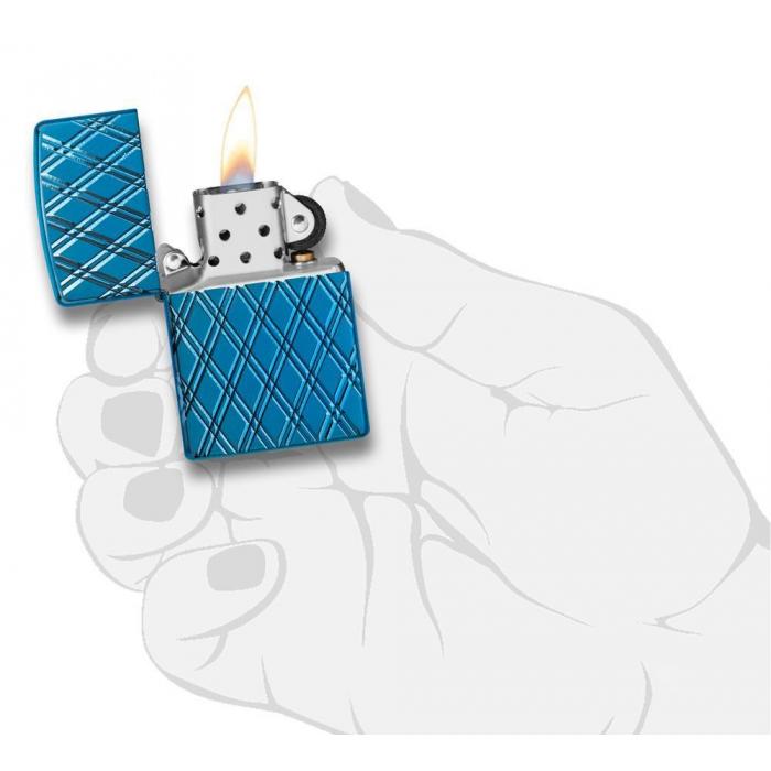 26884 High Polish Blue Diamonds