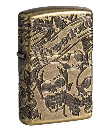 27159 Freedom Skull Design