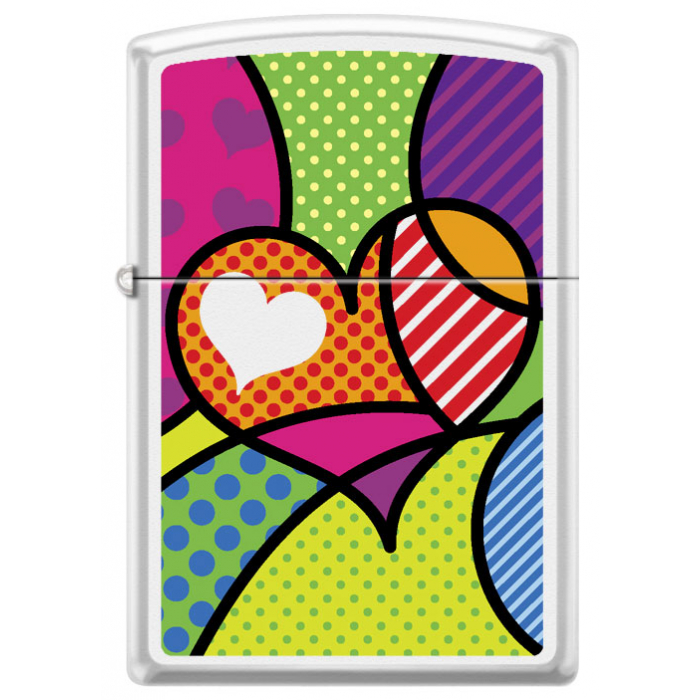 26891 Pop Art Heart