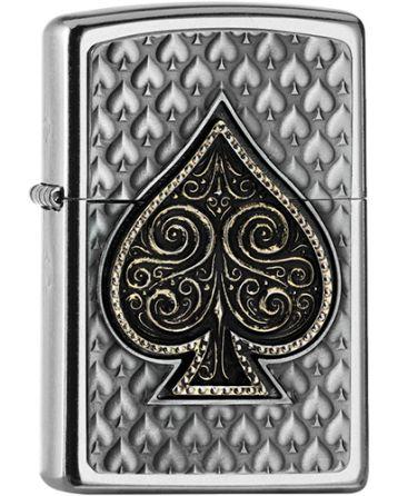 25541 Spades Emblem 3D