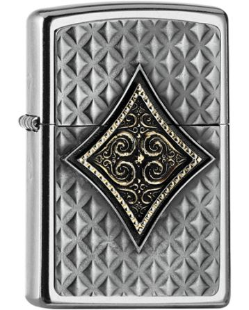 25543 Diamond Emblem 3D