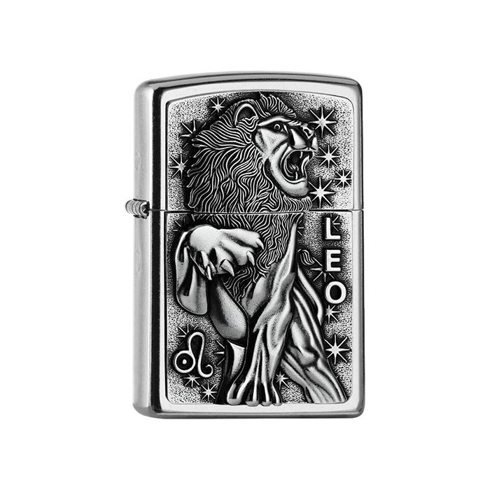 25545 Leo Zodiac Emblem