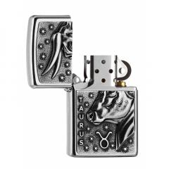 25549 Taurus Zodiac Emblem