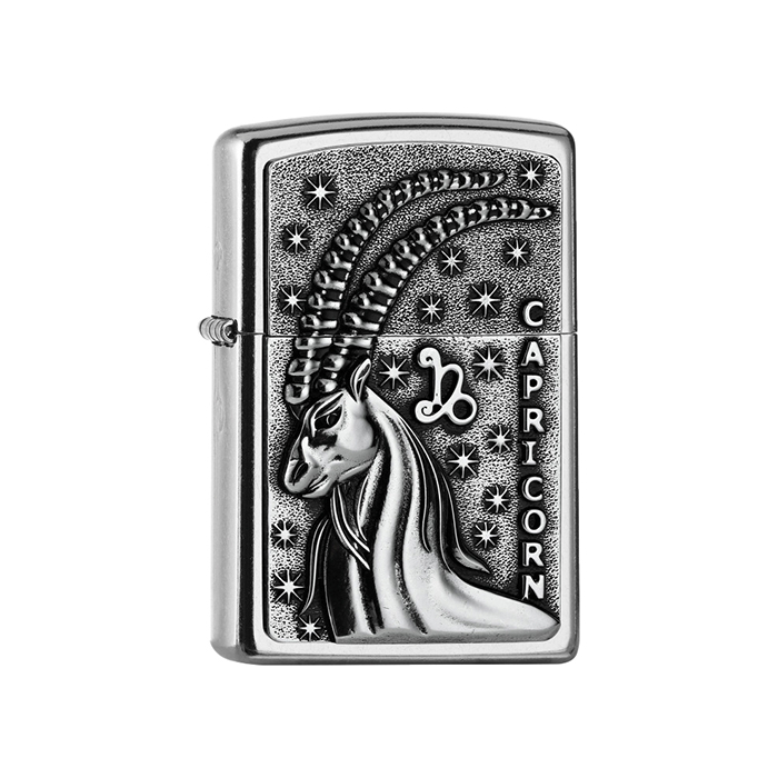 25554 Capricorn Zodiac Emblem