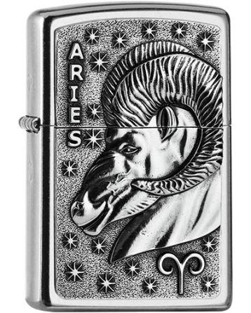 25555 Aries Zodiac Emblem
