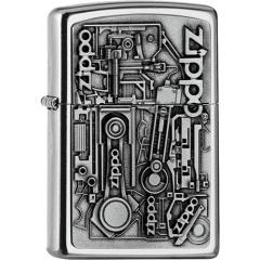 25557 Motor Parts Emblem 3D