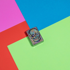 25565 Geometric Skull