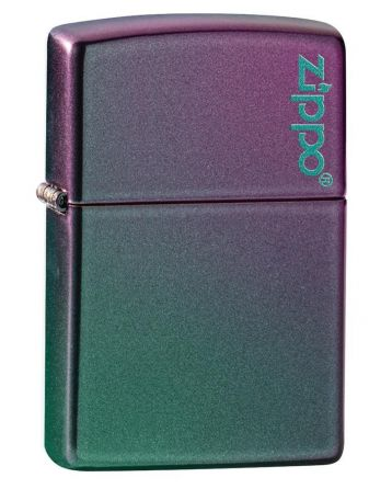 26910 Iridescent Zippo Logo