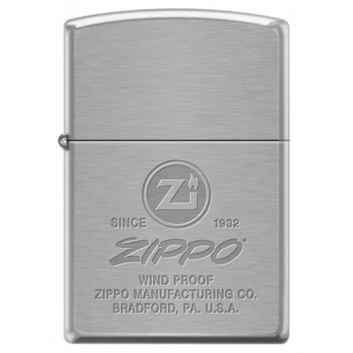 21926 Zippo Since 1932