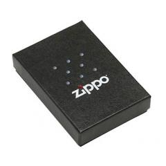 21930 Denim Zippo and Flame