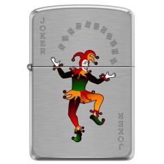 21933 Joker Spade Design