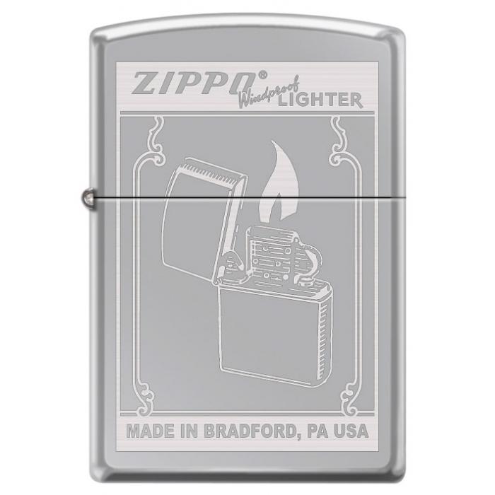 22095 Zippo Design