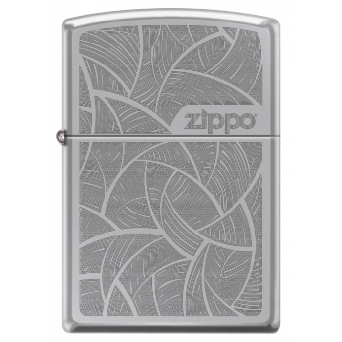 22104 Leaves and Zippo