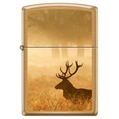 26934 Deer in the Mist
