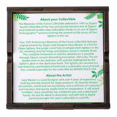 29113 Mysteries of the Forest - 25th Anniversary Collectible