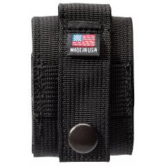 30058 Sada taktické pouzdro + Zippo zapalovač 26075 Black Crackle™