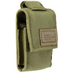 30056 Sada taktické pouzdro + Zippo zapalovač 26075 Black Crackle™