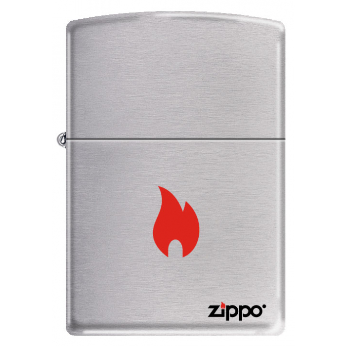21199 Zippo Flame Only