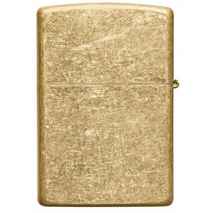 24206 Tumbled Brass
