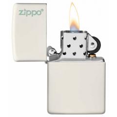 26956 Glow in the Dark Zippo Logo