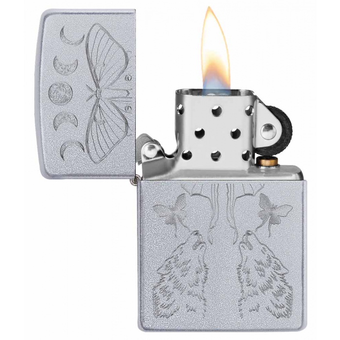 20960 Butterfly & Wolf Design