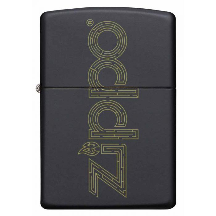 26967 Zippo Vertical Design