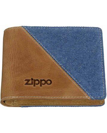 44156 Peněženka Zippo Denim