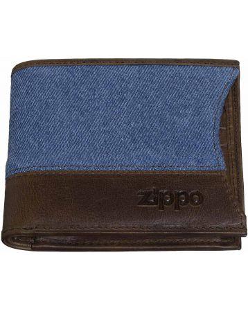 44159 Peněženka Zippo Denim