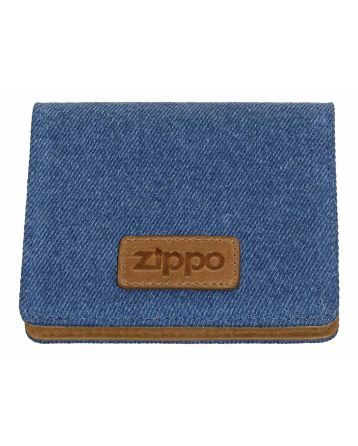 44160 Peněženka na karty Zippo Denim