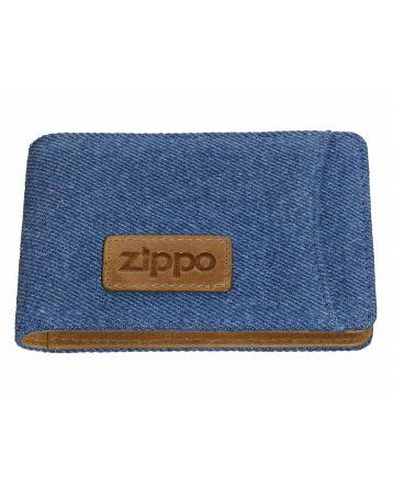 44161 Peněženka na karty Zippo Denim